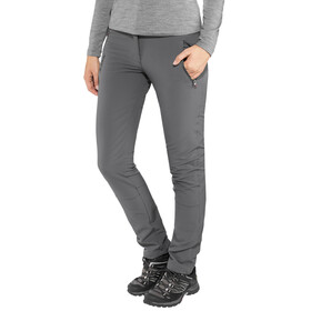 Maier Sports Helga Slim Pants Women grey